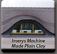 Imerys Machine Made Plain Clay