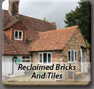Reclaimed Bricks & Tiles