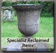 Specialist Reclaimed Items