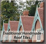 Traditional Handmade Roof Tiles