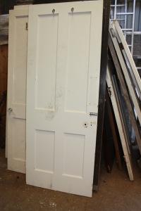 Reclaimed doors