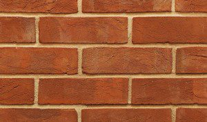 Soft Red Multi Brick