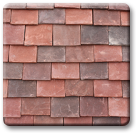 Handmade Multi Clay Roof Tiles